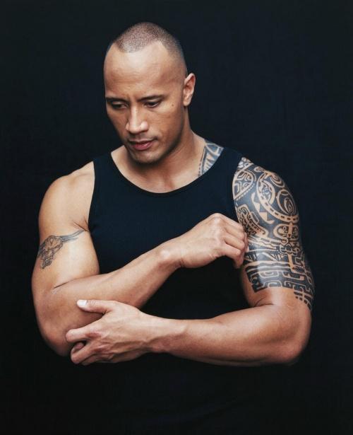 Татуировки дуэйна скалы джонсона 100