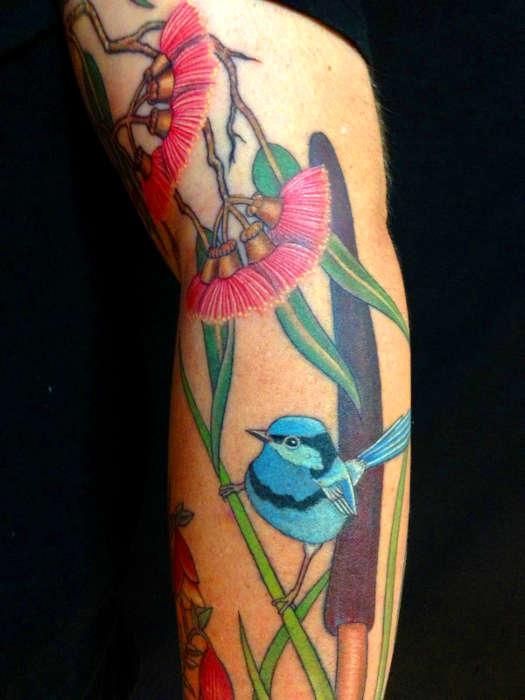 Тату птицы - womanadviceru