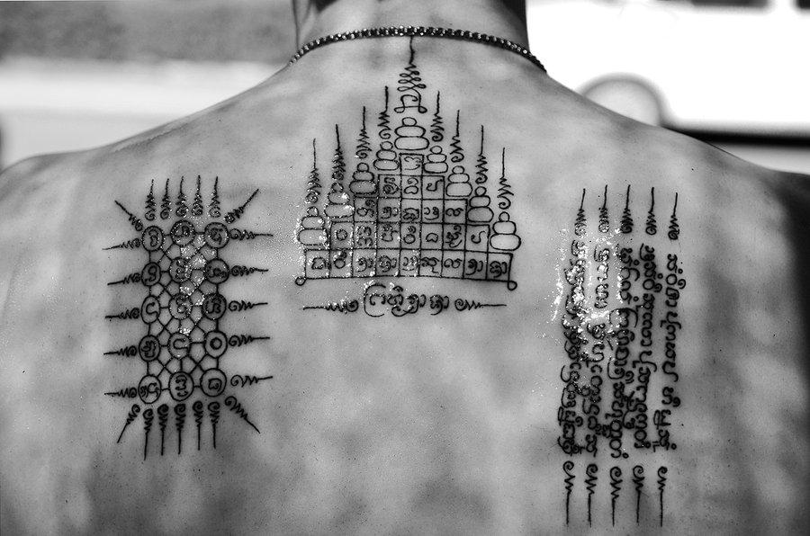 картинки священные буддийские тату сами